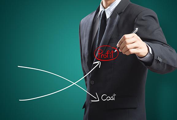 Kosten en omzet